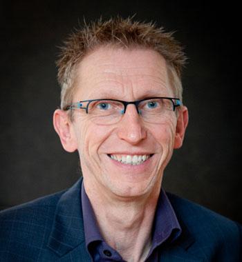 Arbeidsdeskundige Bert van den Berg