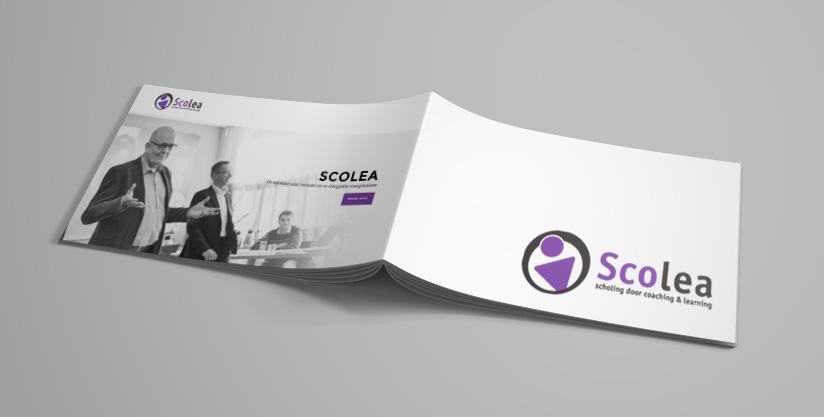 Brochure Scolea verzuim opleider