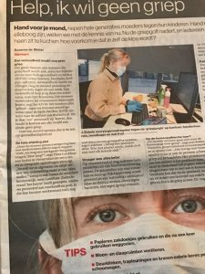 Privacy zieke werknemer Artikel AD Hans Lankhaar