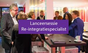 lanceersesie re-integratiespecialist