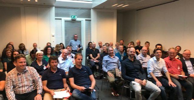 Workshop NVvA over 'De Gouden Driehoek'