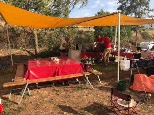Ronde van Rioja heet maar goede voorbereiding Tri Team Go Nuts